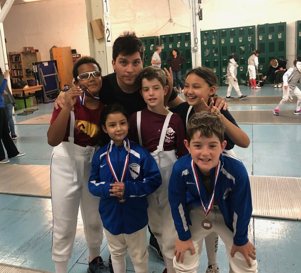 BROOKLYN YOUTH Y10 Julius Goldberg 3rd place Jackson Widoff-Woodson 3rd place Emily Cascone 6th place Teddy Goldberg 9th place Alex Lambrechts 10th place  Robert Gofman 13th place  September 23th 2018