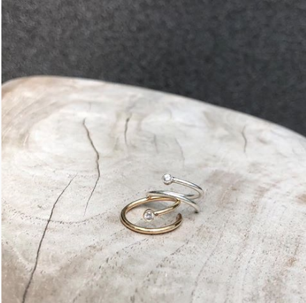 SHIFFON CO. - you support women building cool stuff & your jewelry should too.