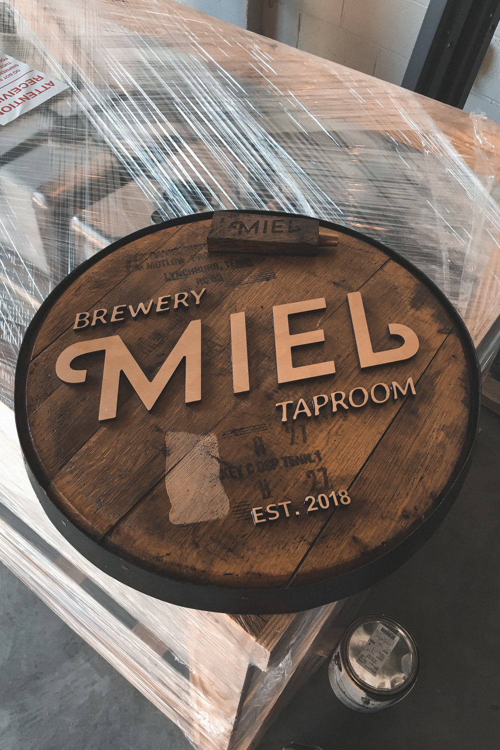 New Orleans_Miel Brewery_Beer Down Here_sign.jpg