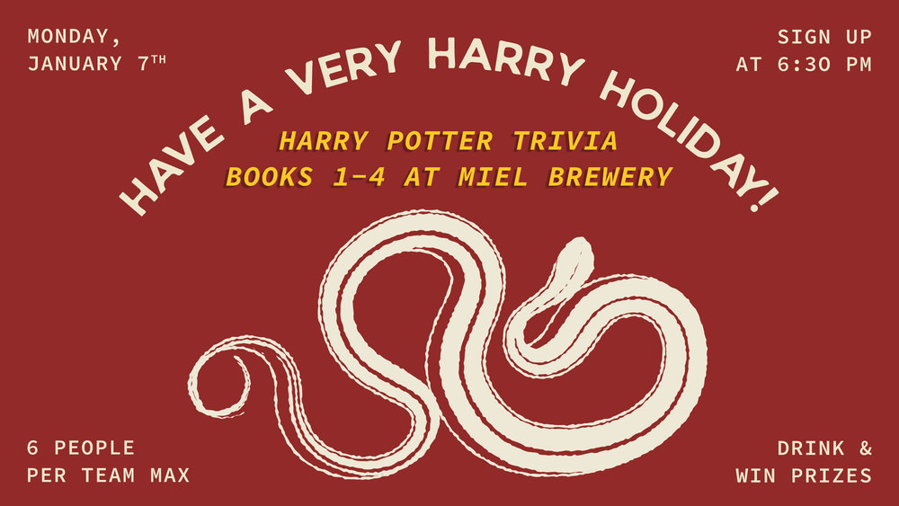Miel Brewery_Harry Potter Trivia_1-4