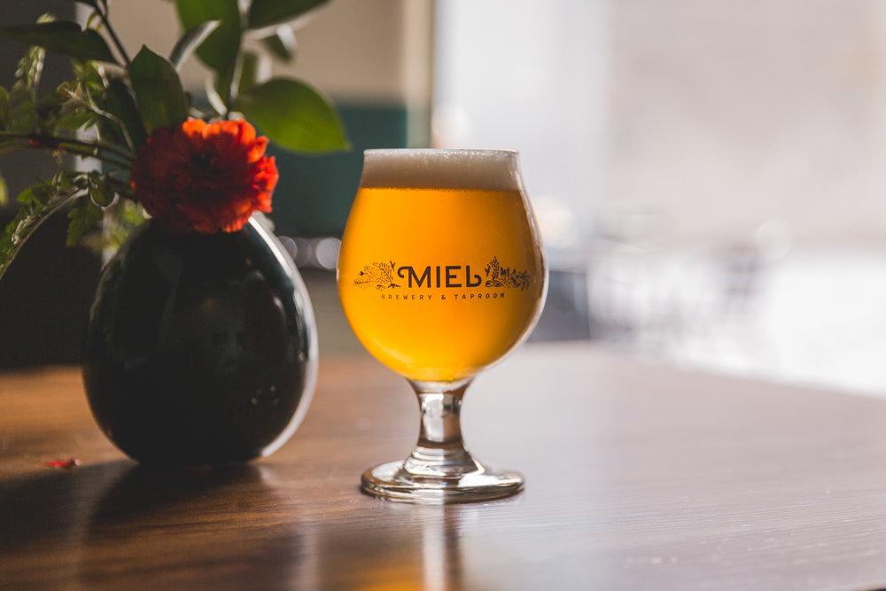 Miel Brewery_Beer Release_Lil Pilz Pilsner