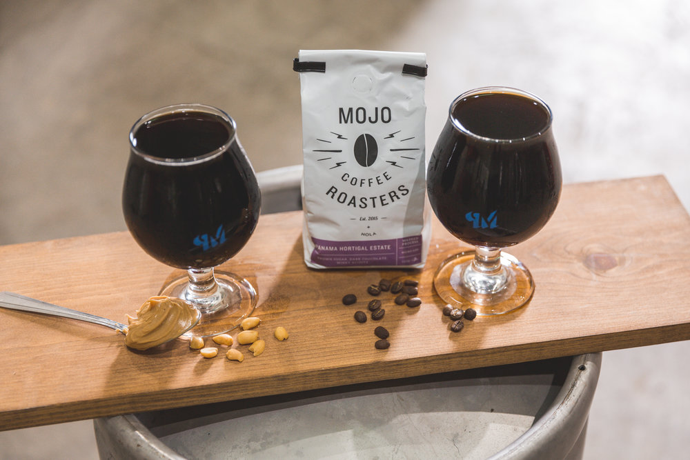 Miel Brewery_New Orleans_Beer Release_Imperial Porter_Mojo Coffee