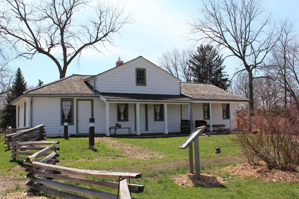 Sheldon Peck Homestead - 355 E parkside