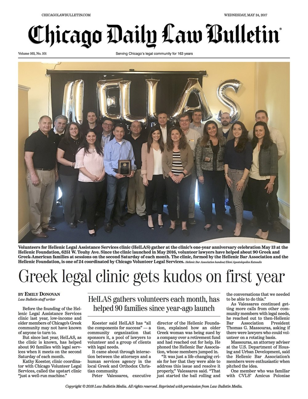 LB reprint May24-2017 Greek Clinic.jpg
