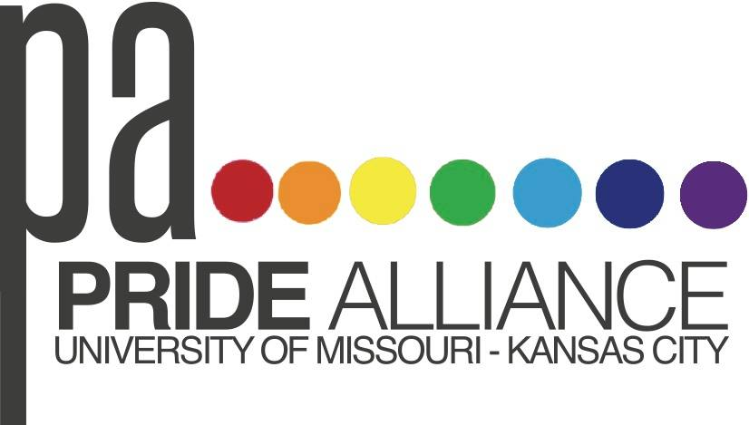 UMKC Pride Alliance - Pride Alliance is the LGBTQIPA student organization on UMKC's campusThe purpose of Pride Alliance is to provide a supportive network, a positive social outlet, and a caring environment for lesbian, gay, bisexual, transgender, queer, questioning, intersex, pansexual, asexual, and ally communities within the University of Missouri-Kansas City.