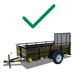 We bulk load qualifying trailers