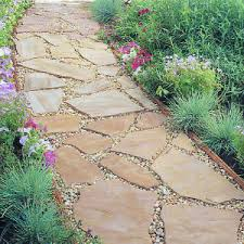 Medium Flagstone Installation