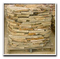 Stacking Flagstone Pallet