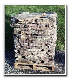 Fieldstone Thin Pallet