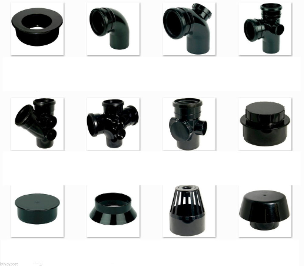 4 inch pipe fittings
