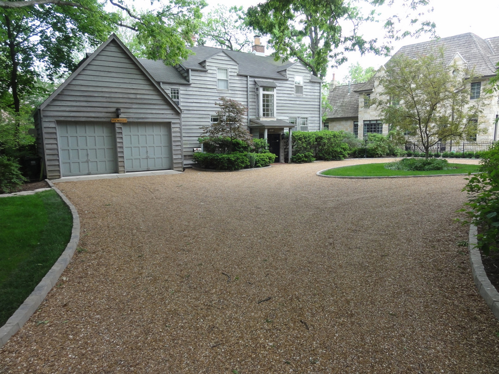 Stone for driveways what you can and cant use