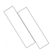 Planks 11.73 x 47.17 x ¾