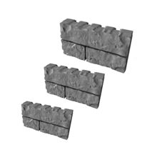 Lafitt Tandem Ashlar Units Sold separately by the square foot