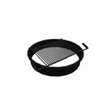 "Fire Pit insert - 55"" outside diameter 39 ½"" inside diameter; 16"" height"