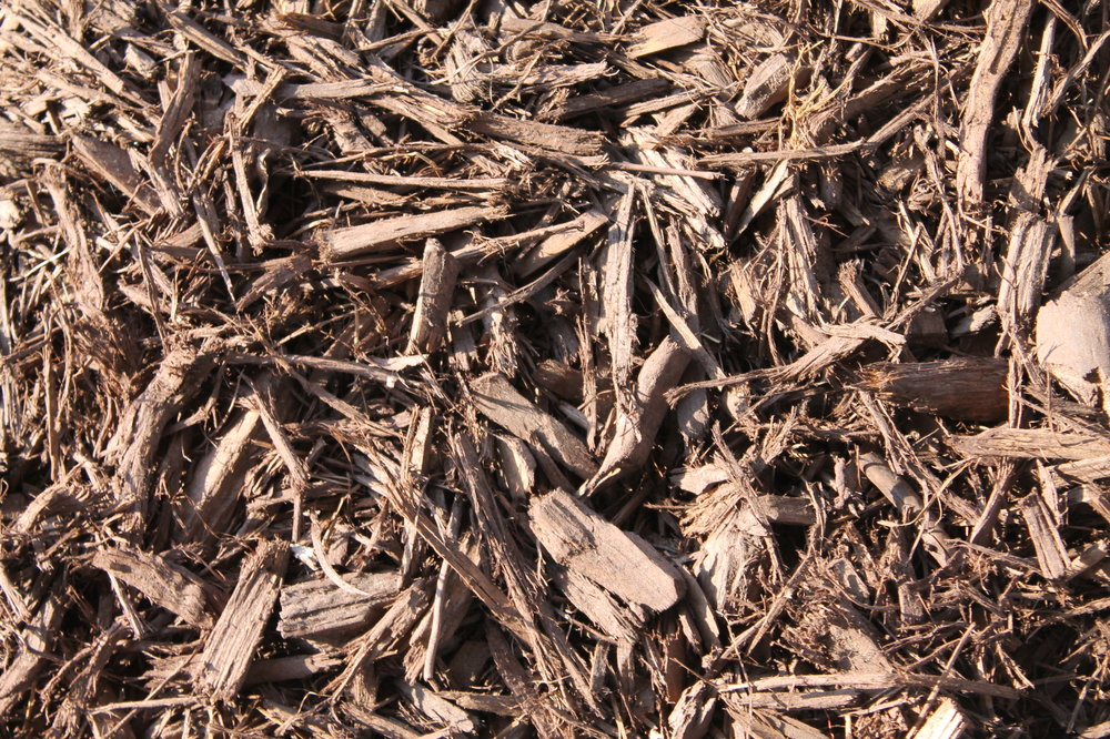 Luxury Brown Dyed Mulch