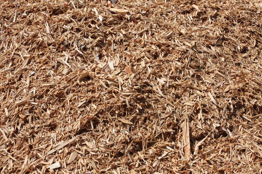 Natural Red Oak Mulch