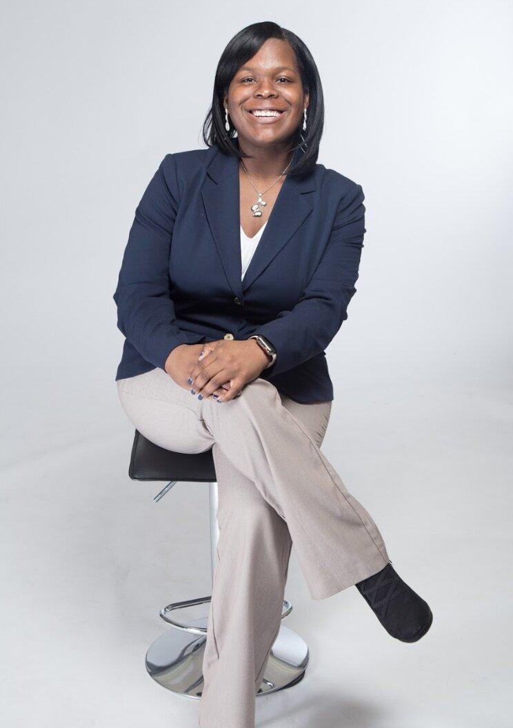 Tasha Johnson, Community Director