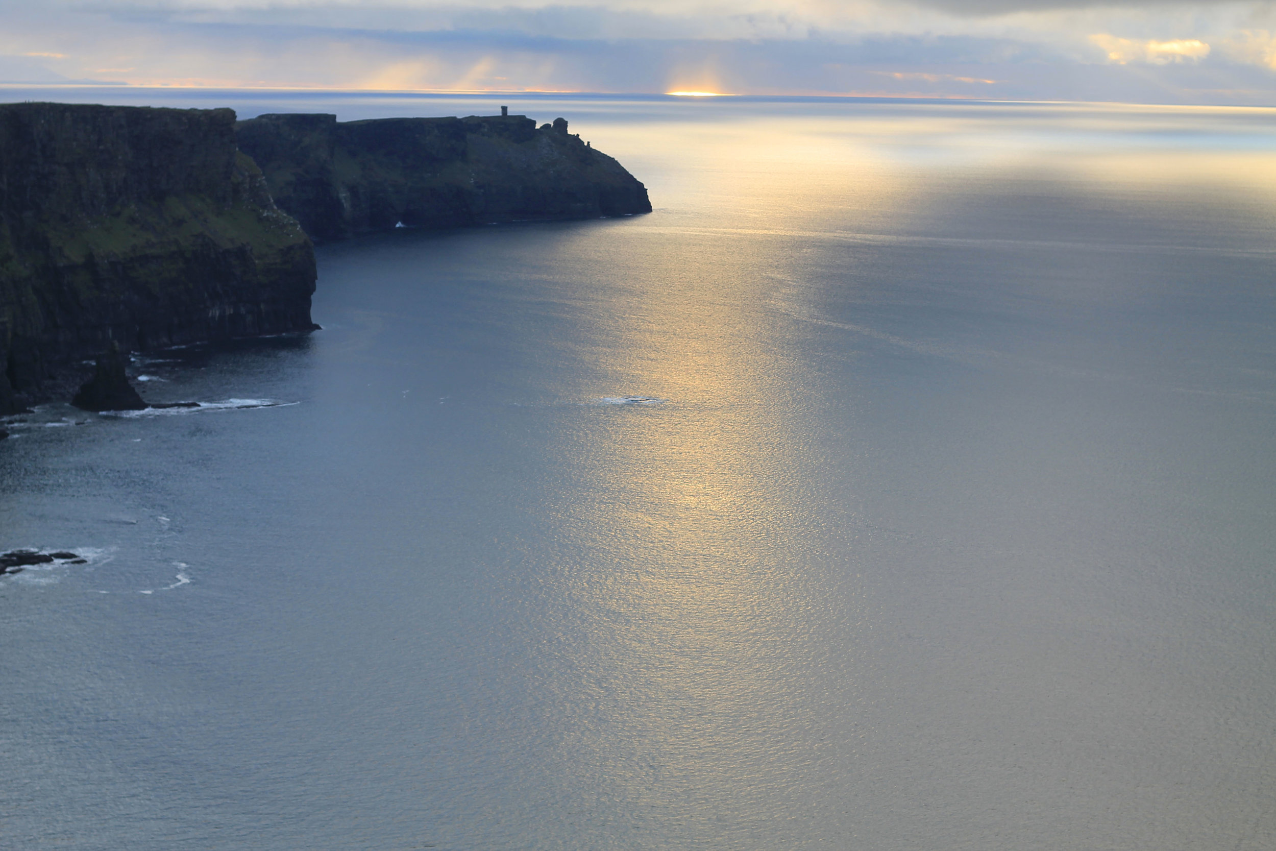 The Cliffs of Moher in Galway, Ireland
