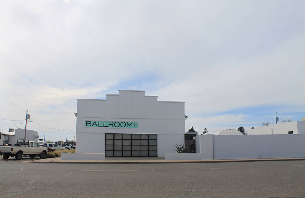 Ballroom Marfa is just one of the many art spaces to explore in town. The weekend we went in March, they hosted art/film/music festival Marfa Myths. Take a day to wander through some of the exhibits, but pro tip: if you want to see the best of what the Chinati Foundation has to offer, look into booking a tour ahead of time.