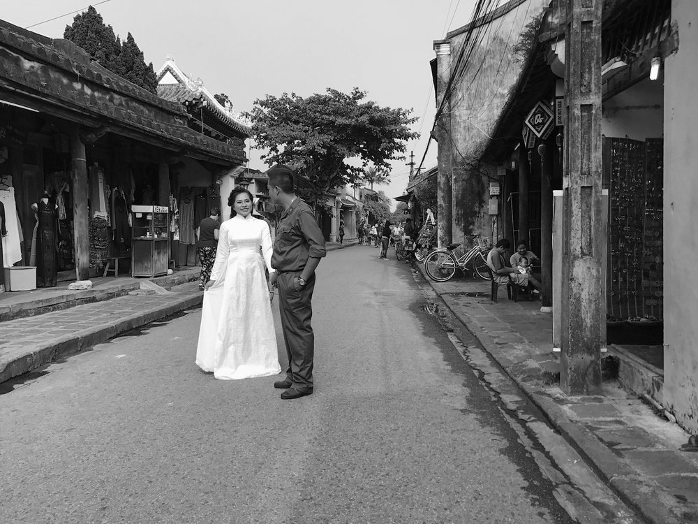 Hoi An is like stepping into a time capsule.