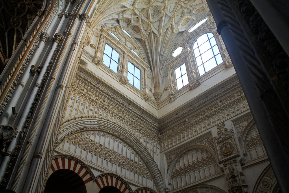 cordoba mezquita mosque cathedral spain