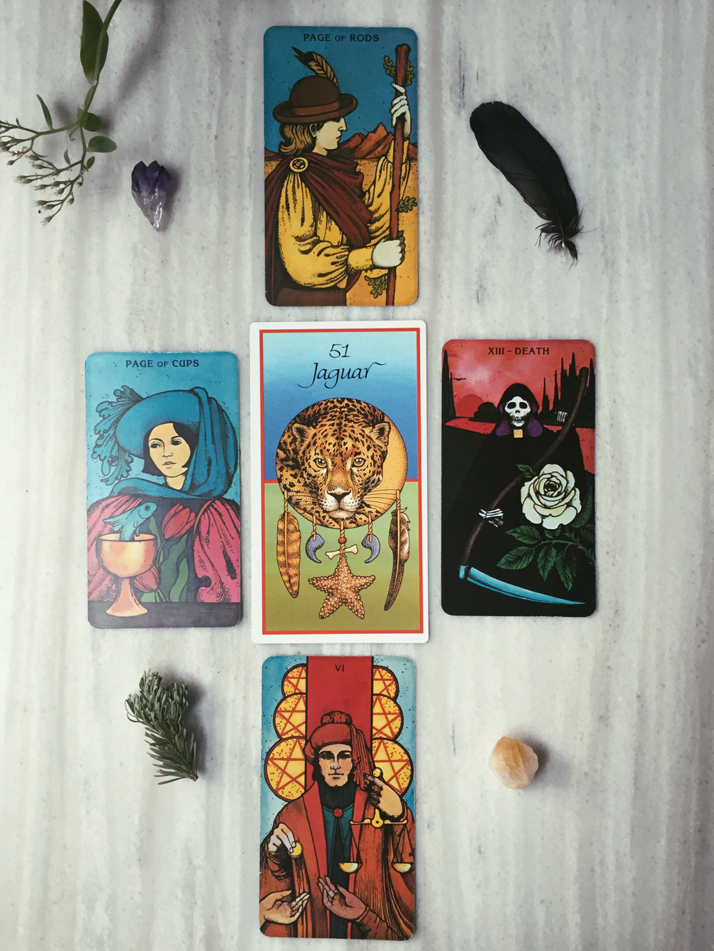 New Moon in Sagittarius Tarot Reading