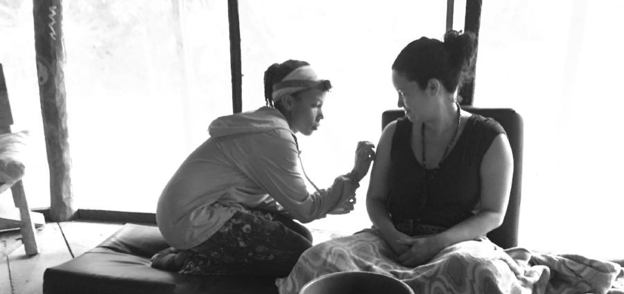 Denver kambo practitioner offering ceremonies in colorado.