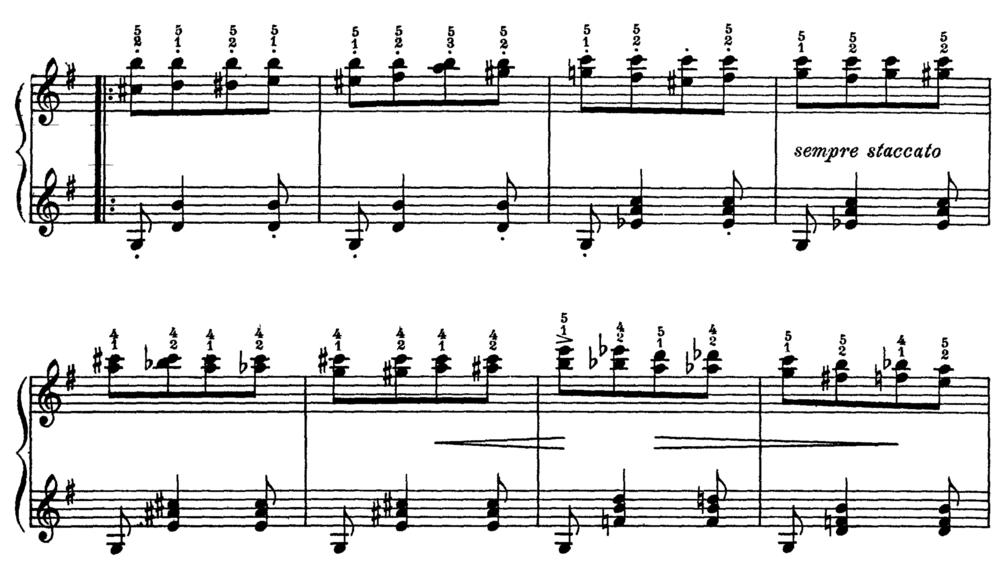 mm. 5 - 12