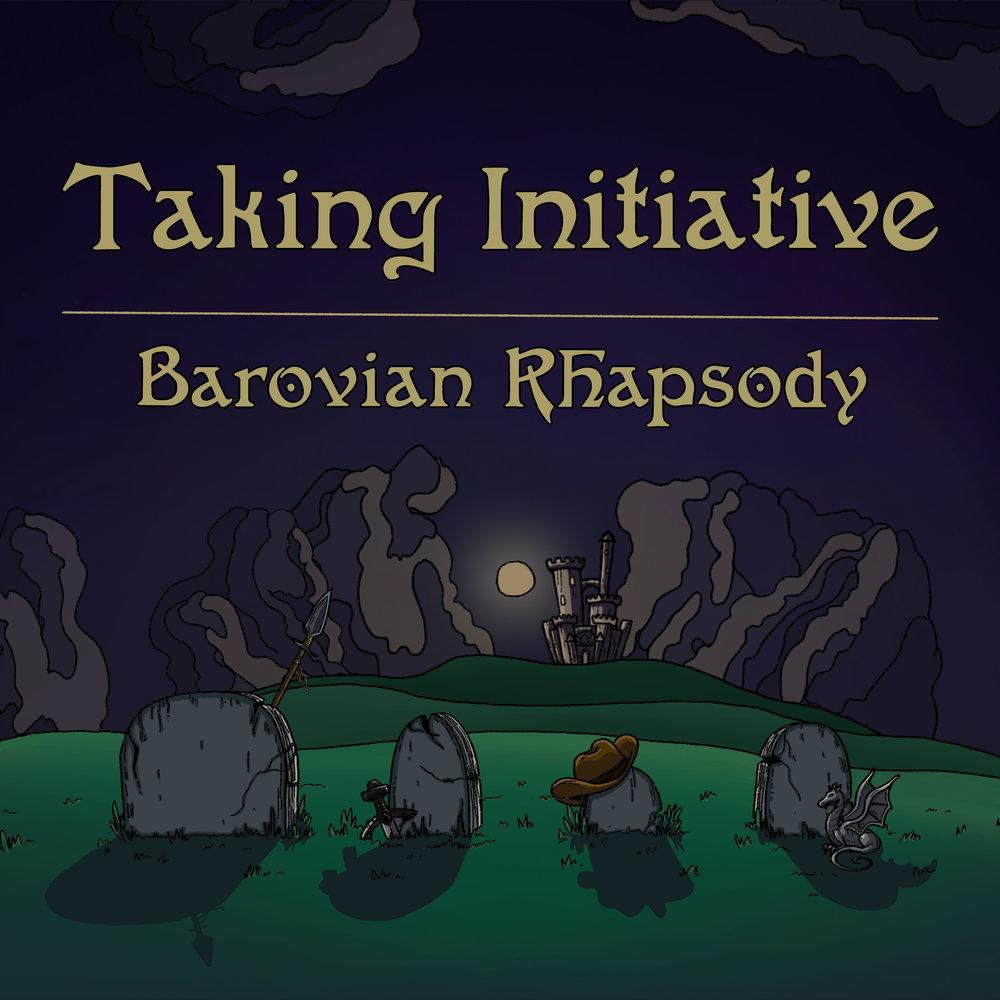 Barovian Rhapsody - by Kati Kawaguchi