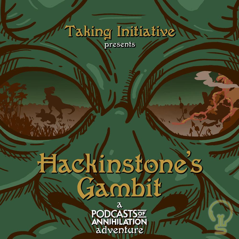 Hackinstone's Gambit - by Kati Kawaguchi