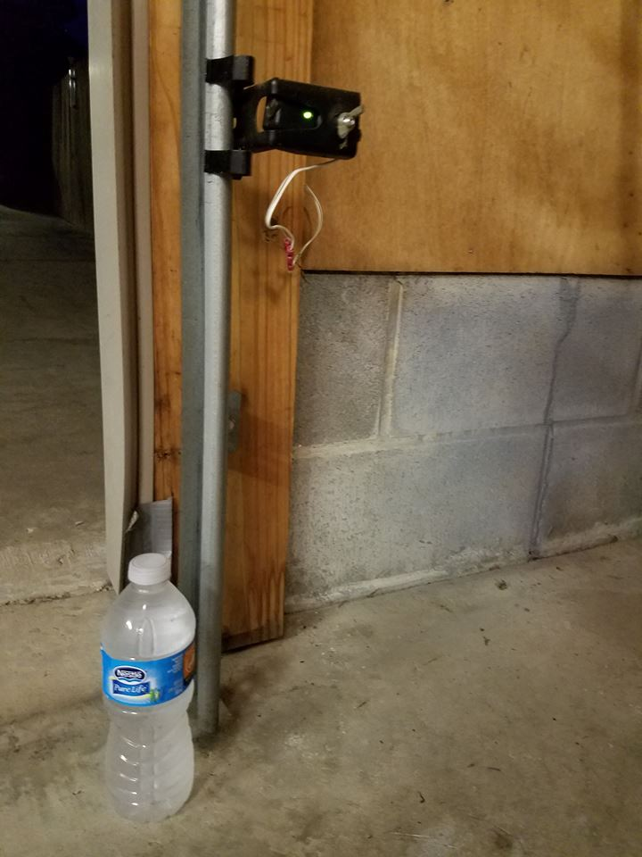 Automatic Garage Door Openers