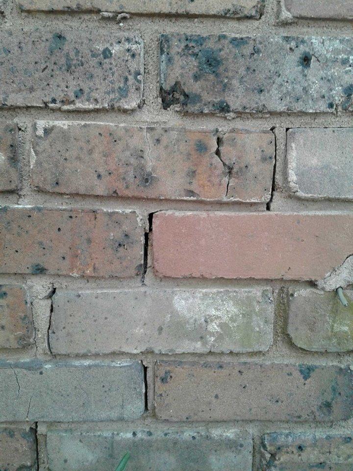 Brick Siding