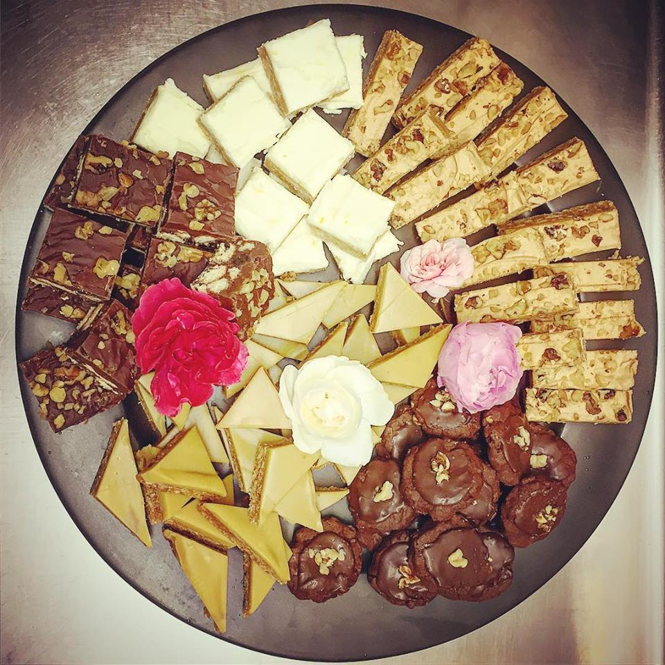Sweet Selection Platter