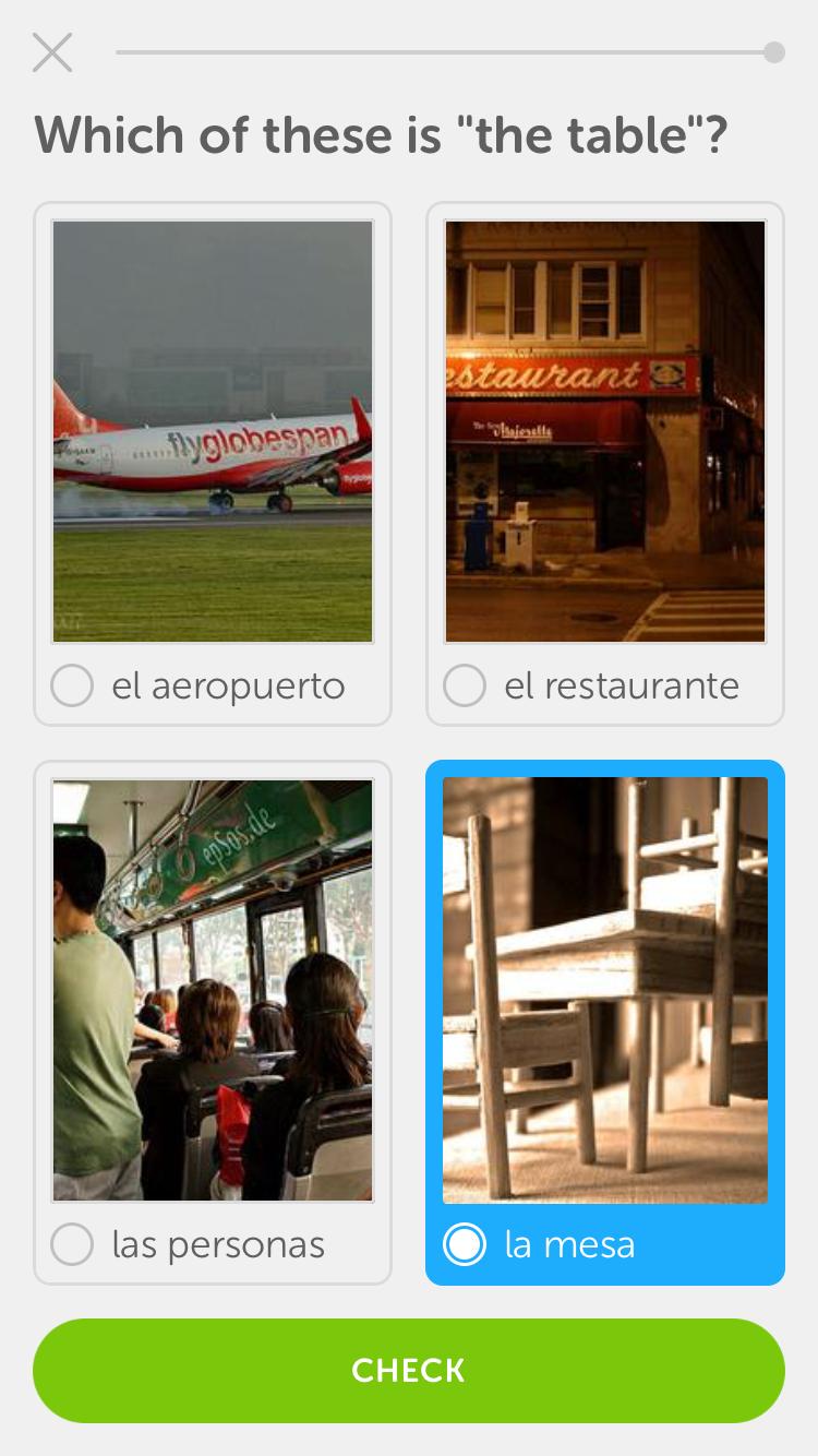 Duolingo-App-Screenshot