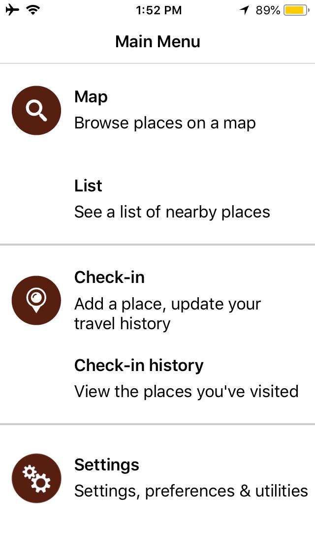 IOverlander App Screenshot 1
