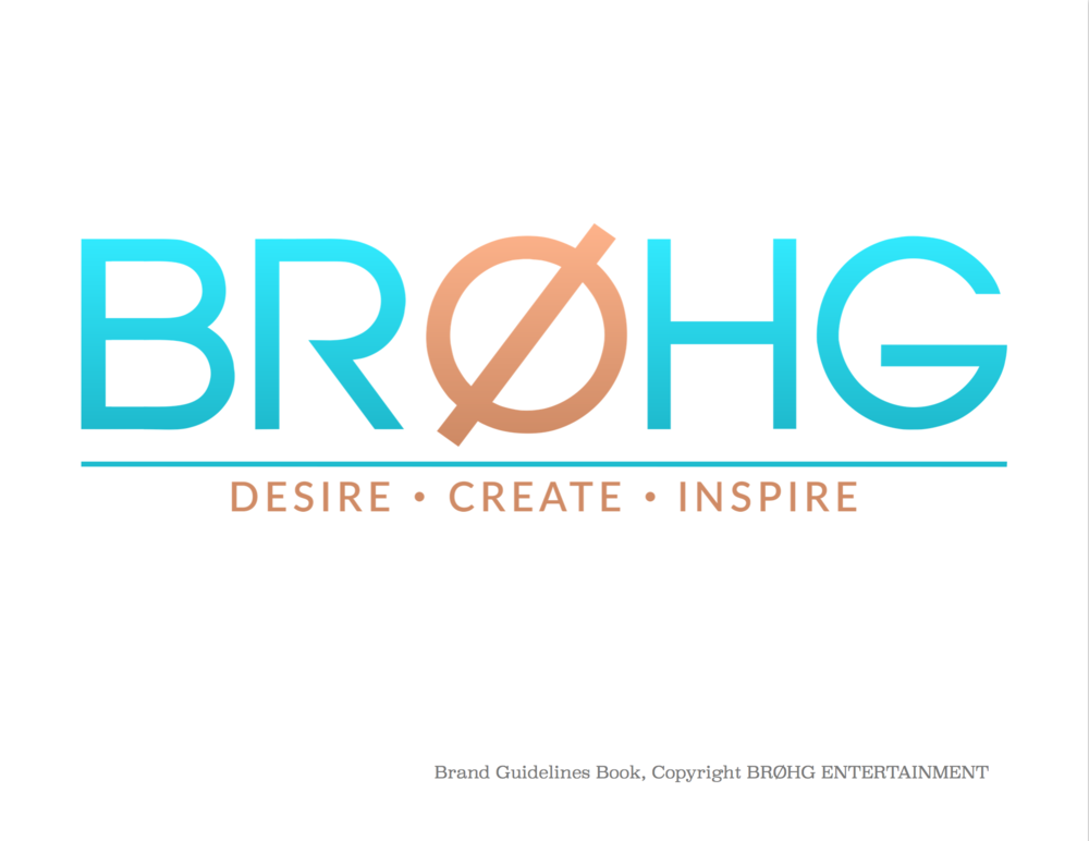 brohg-brand-guidelines-booklet-cover-page-blue-orange-logo-desire-create-inspire-tagine