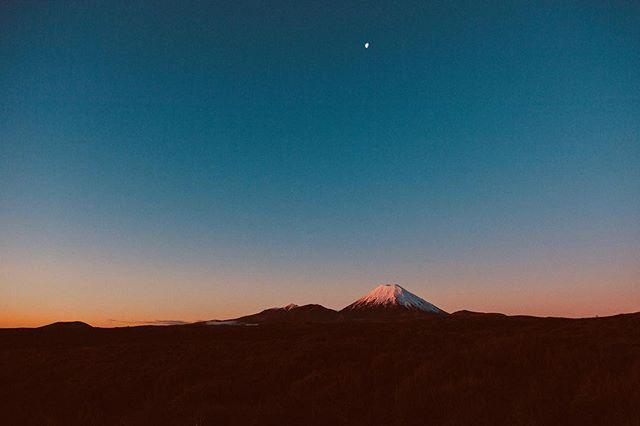 Mount Ngauruhoe • Tongariro NP • New Zealand // #ngauruhoe #ruapehu #nationalpark #newzealand #home #vsco #theoutbound #travel #traveller #justgoshoot #exploretocreate #traveldiary #mountain #snow #winter #ski #worldtravelbook #adventure #explorer #lonelyplanet #wanderlust #sunset #landscape