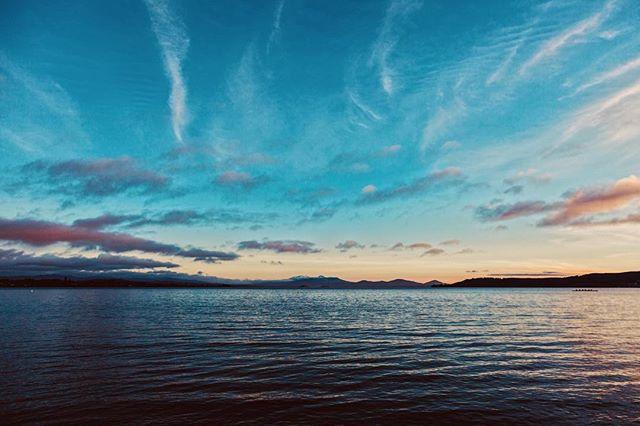 Great Lake Taupō • New Zealand // #newzealand #home #vsco #theoutbound #travelgram #justgoshoot #wanderlust #exploretocreate #traveldiary #mountains #winter #worldtravelbook #lonelyplanet #natgeotravel @greatlaketaupo @purenewzealand