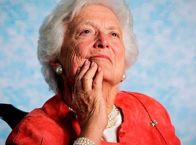 Amazing memories that will last a lifetime. #RIP Mrs Bush! We love you! I know you're making now heaven a better place to live.