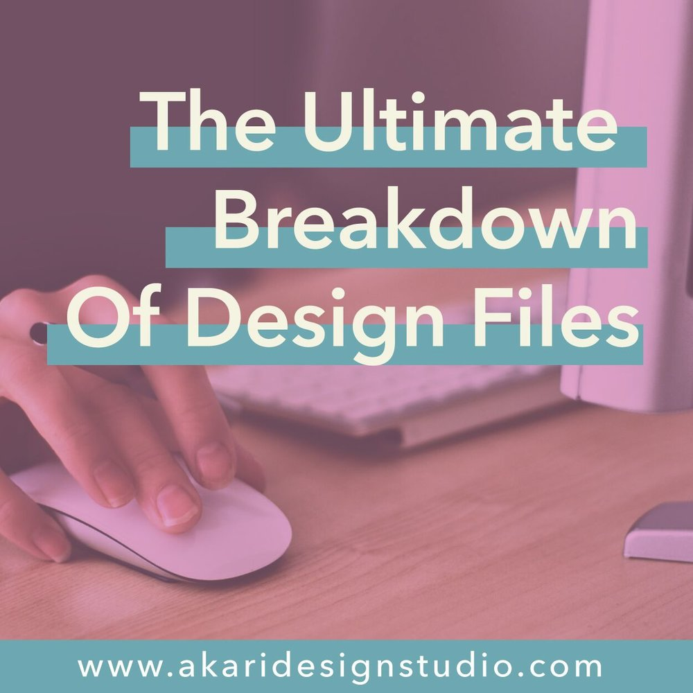 Graphic Designer Files