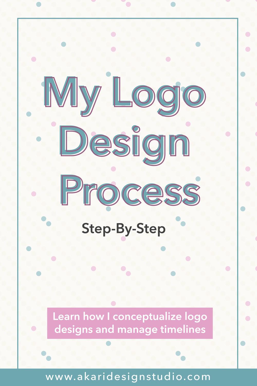 Learn how to design a logo. Logo design tips. Logo design process. Logo design 101. Learn the logo design process.