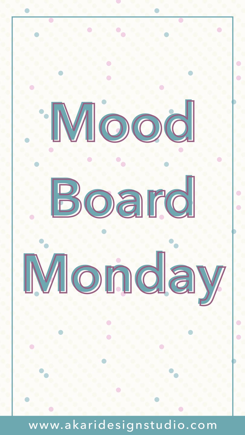 Brand Identity Mood board