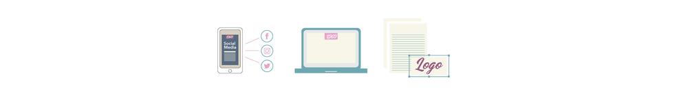Hire freelance graphic designer.Brand identity design charlotte nc.