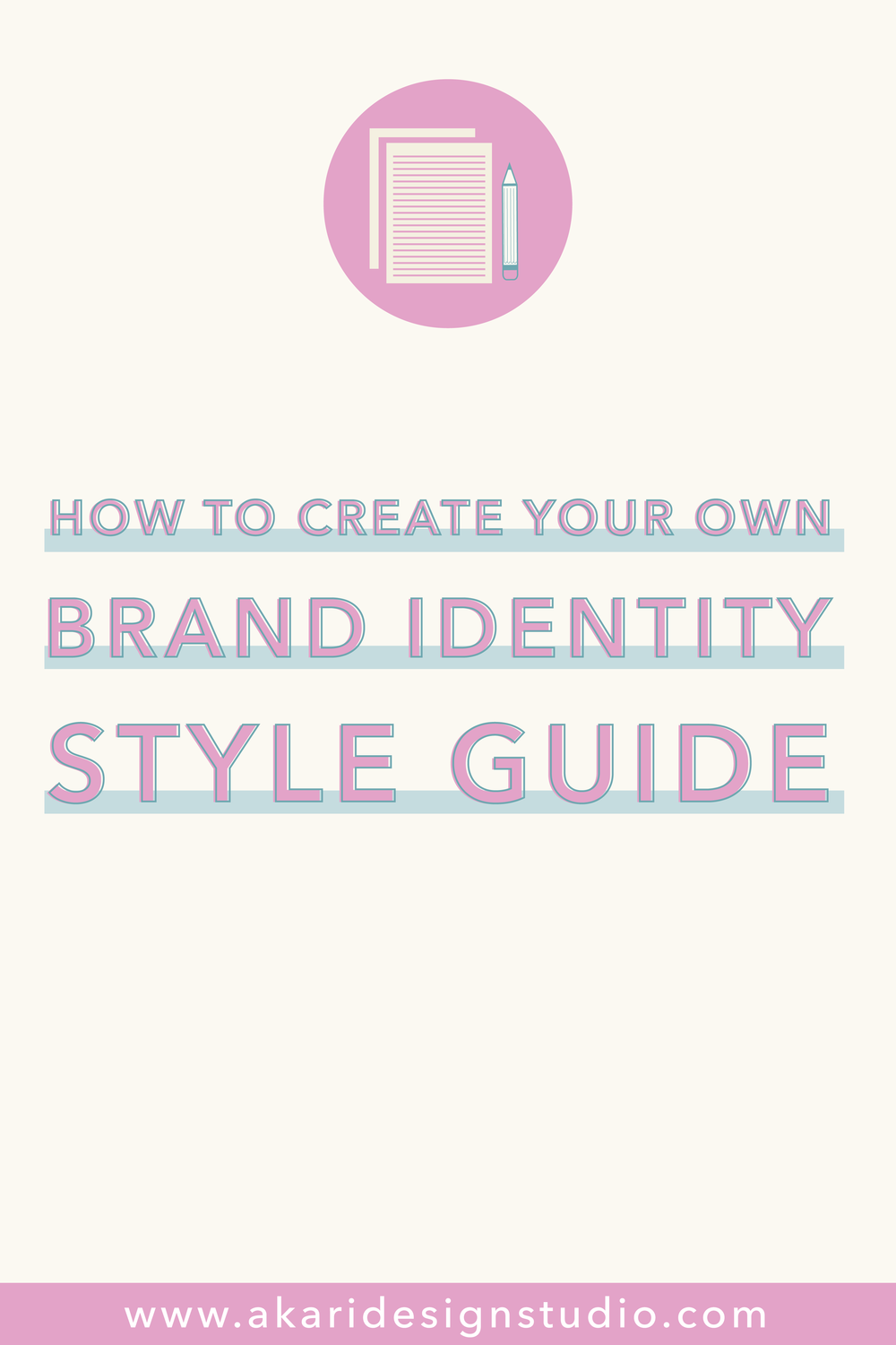Creating your visual brand guidelines. Why do you need visual branding. How to stay consistent with your branding.
