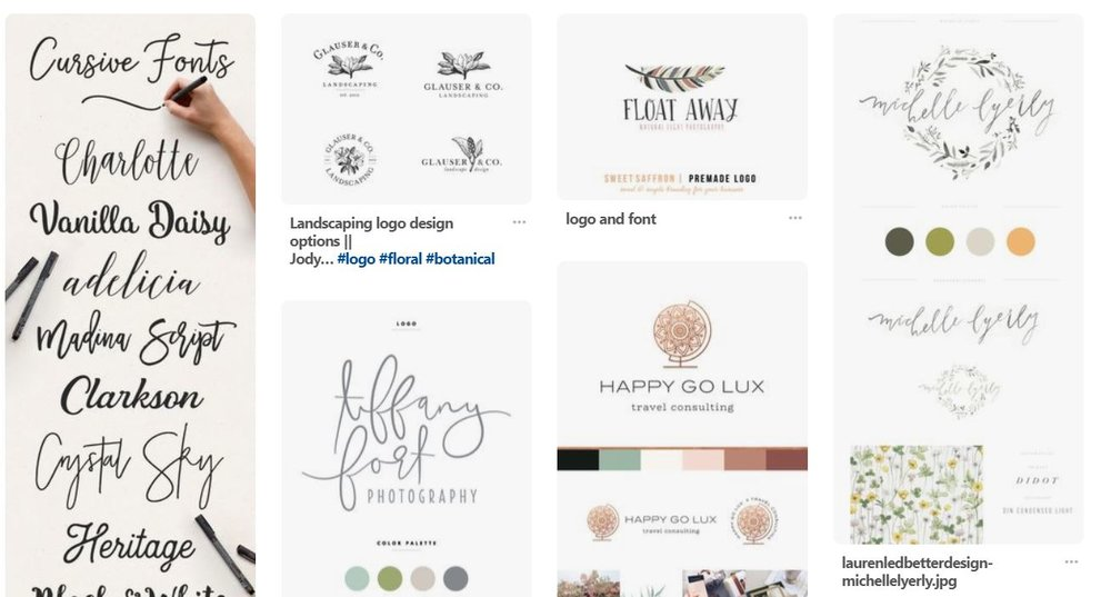 How to design a brand identity. How to DIY your brand design. Design your own brand. Create your own visual identity. DIY branding for entrepreneurs.