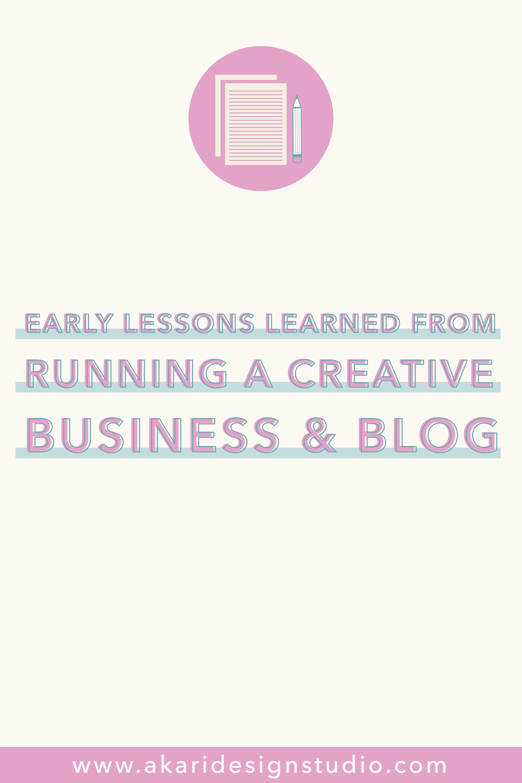 Brand identity design studio: Business tips: Blog Tips