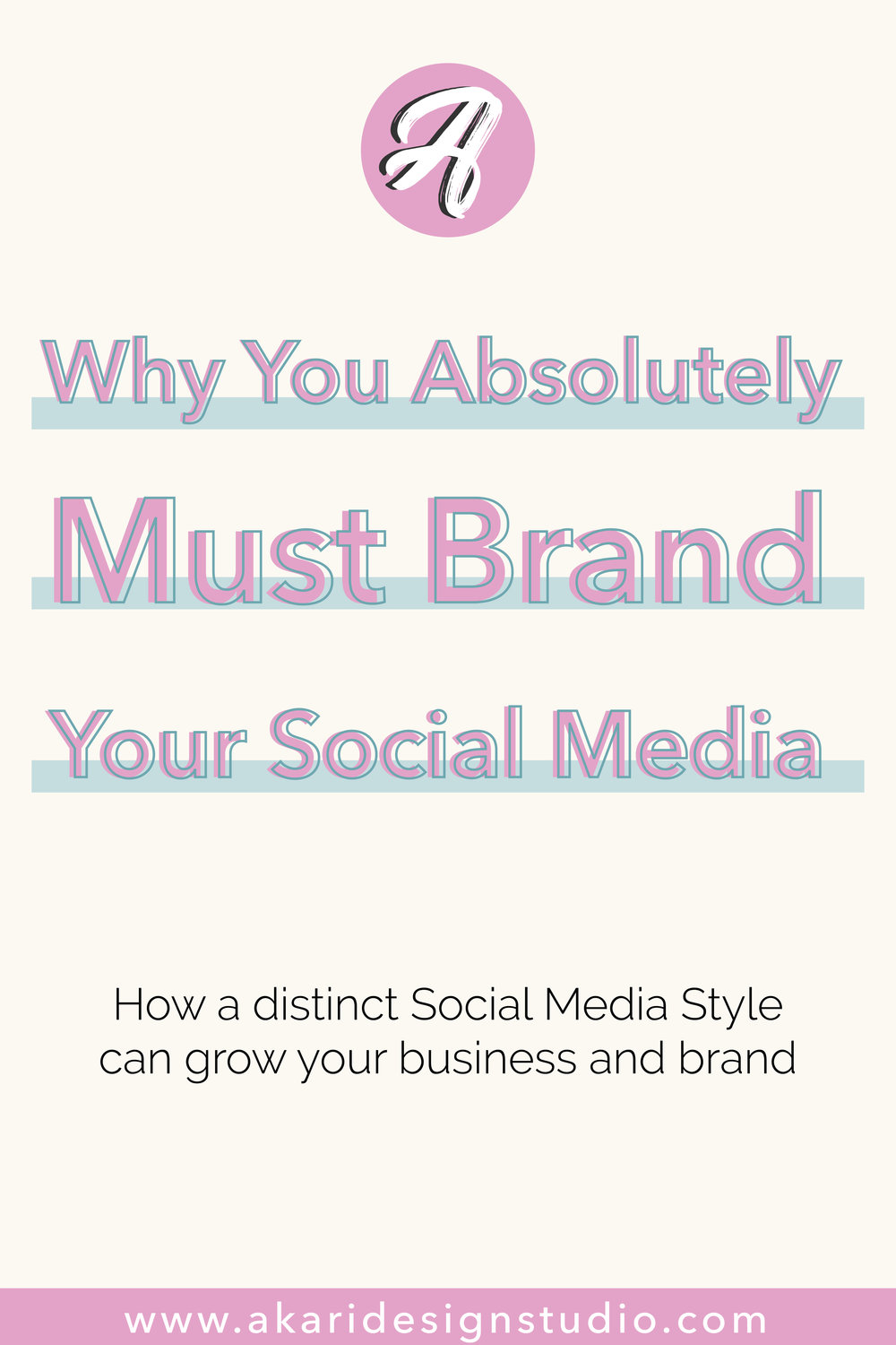 Learn how social media branding can growth your business. The impact of social media brand identity design.