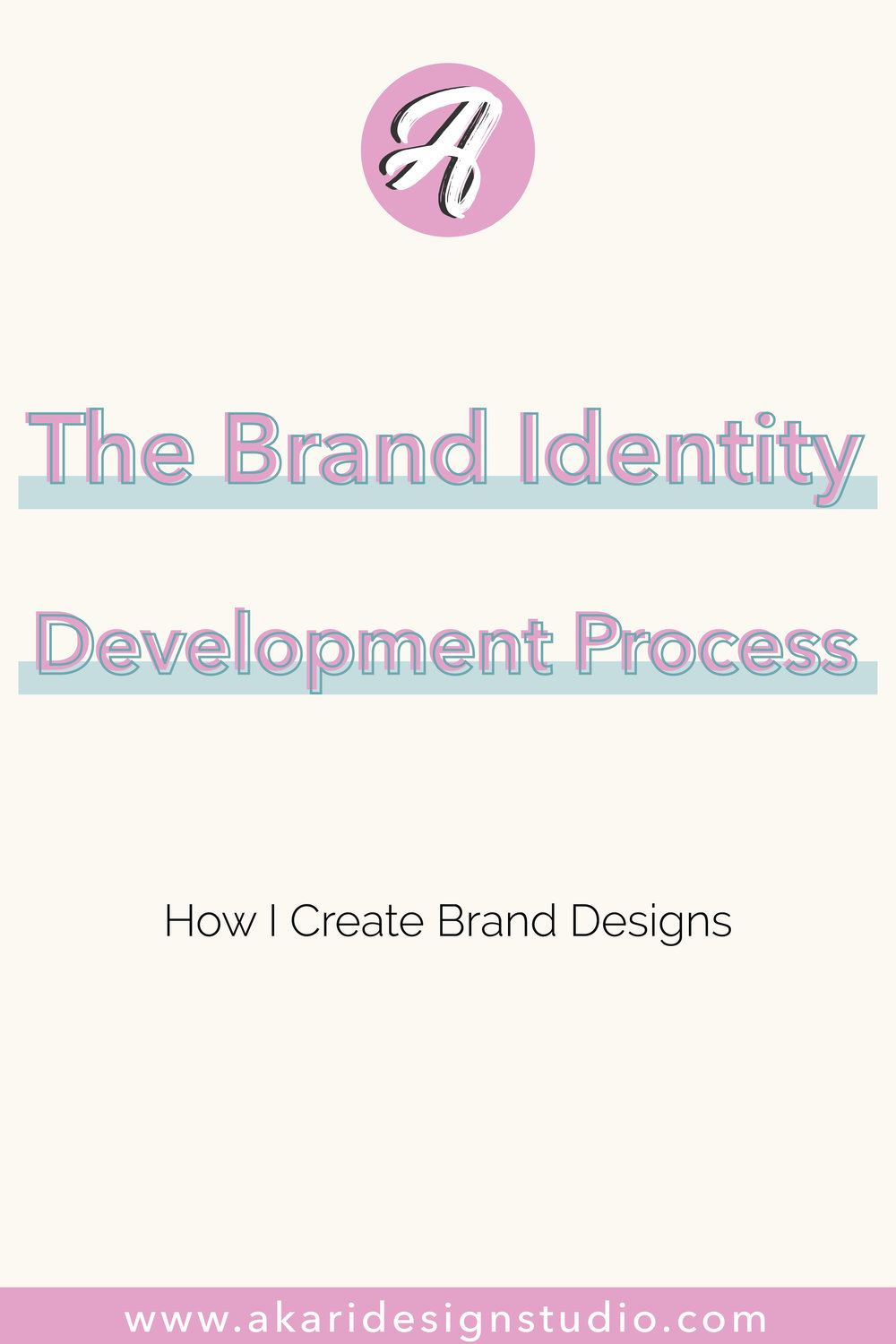How to design a brand. Learn how to create a brand design.