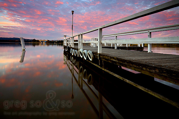 Lake Burley Jetty