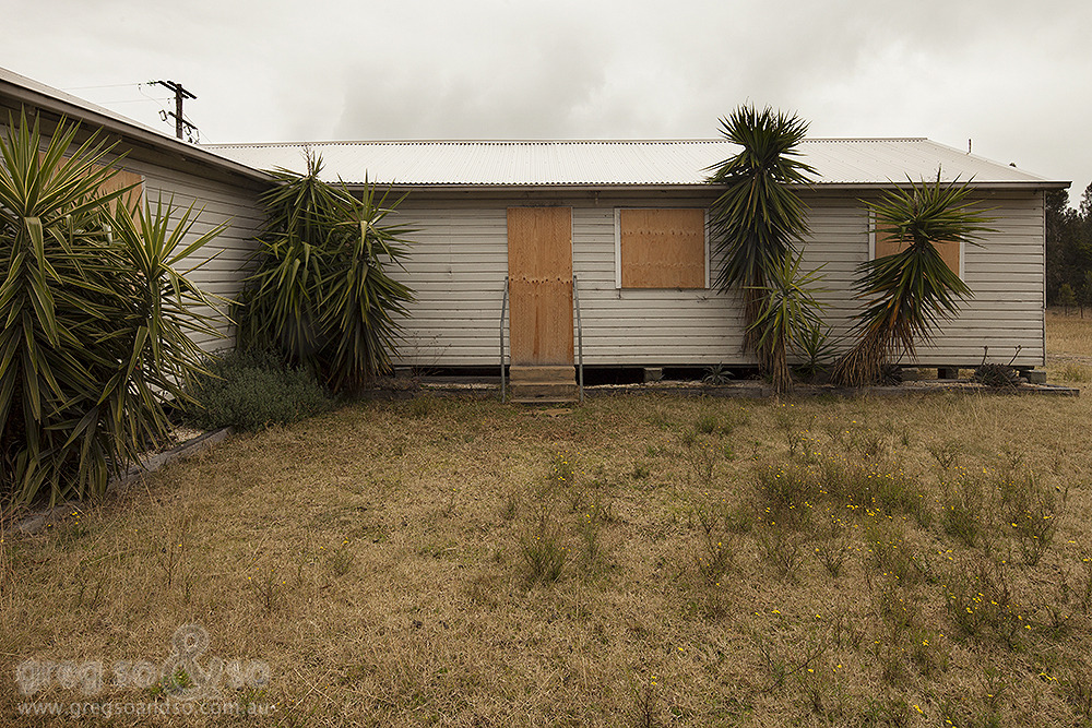 Home Abandoned 1, Warkworth NSW